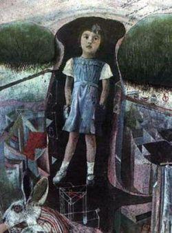 LETTERATURA - Alice nella storia dell'illustrazione: non solo bionda per assomigliare alla piccola Alice Liddell - http://www.wuz.it/articolo-libri/4274/alice-paese-meraviglie-frasi-estratti-immagini-bruna.html
