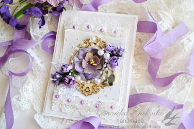 Ślub w fioletach u Veroniki / Lilac wedding by Veronika