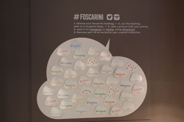Brera Foscarini #isalone2015 #trendspotting