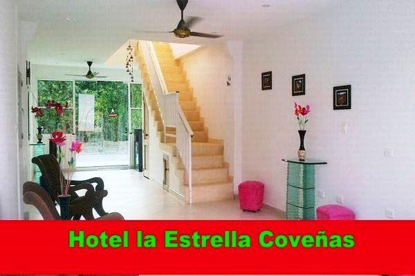 Hotel la Estrella Coveñas: Información Hotel la Estrella Coveñas Hotel la Estrella Coveñas Se encuentra ubicado en Coveñas en la primera ensenada, es