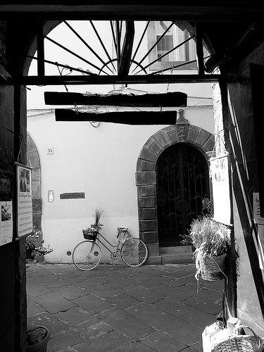 la bicicletta - Bolsena .