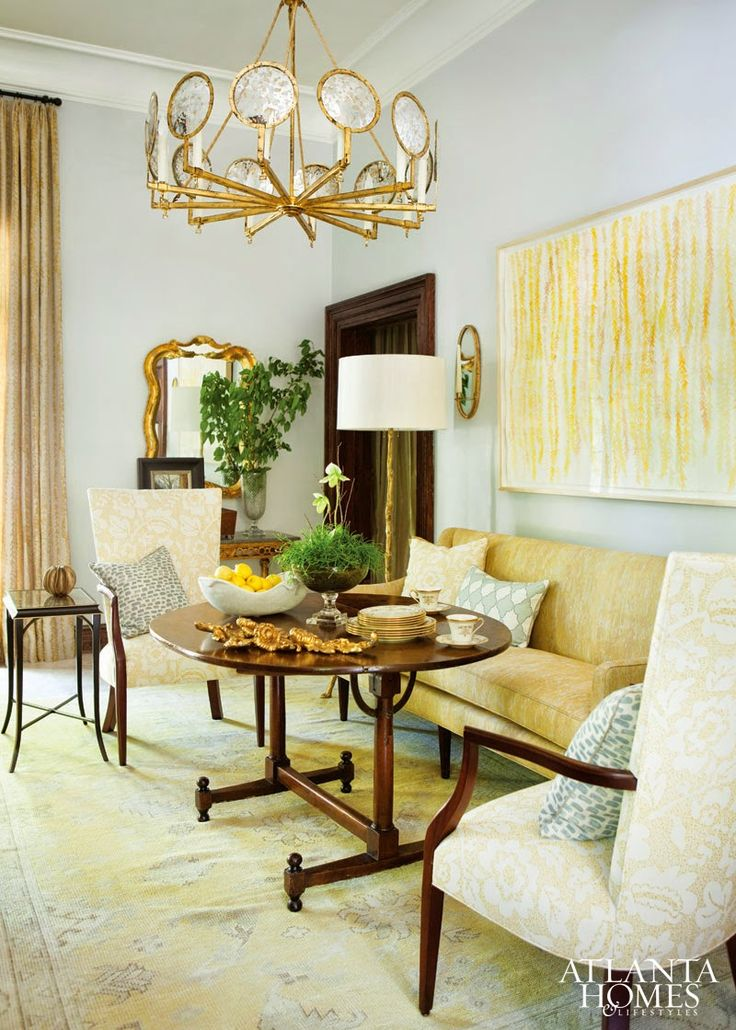 579 best Decorating with Yellow images on Pinterest Home ideas