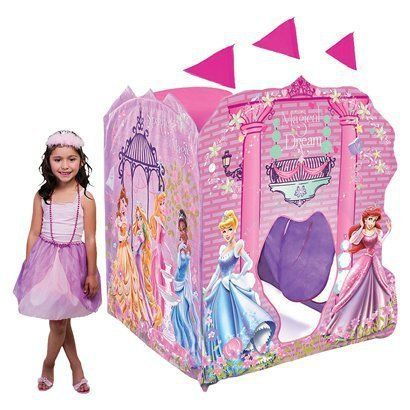 Playhut Disney Princess Super Playhouse with Princess Accessories (Crown and Shoes) by Playhut.  sc 1 st  Pinterest & 1171 best Toys u0026 Games images on Pinterest | Action toys Action ...