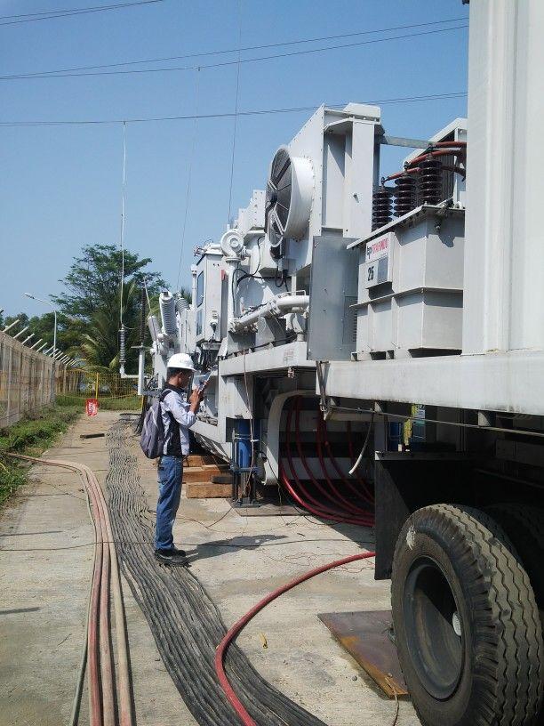 Mobile transformer