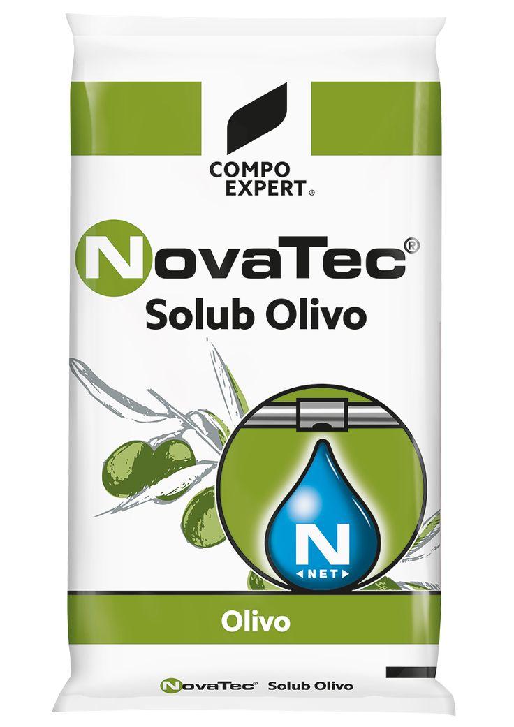 Novatec Solub Olivo 21-0-0 +0,2%B +24%S Σύνθεση: 21-0-0 +0,2%B +24%S  Περιέχει άζωτο αποκλειστικά σε σταθεροποιημένη μορφή. Ιδανικό για να καλύψει τις διατροφικές ανάγκες της ελιάς στο στάδιο της βλαστικής ανάπτυξης, σε άζωτο αλλά και στο άκρως απαραίτητο βόριο.   Συσκευασία: σάκοι των 25 κιλών.