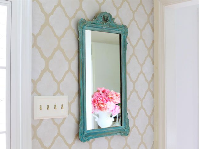 1000 Ideas About Wall Stencils For Painting On Pinterest