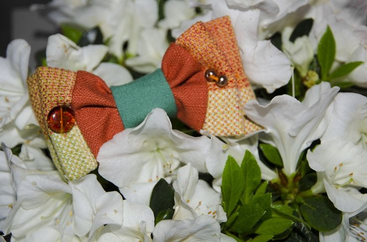 Papillon arancio di Papilau su Etsy