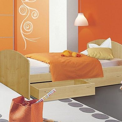 Кровать с ящиками 900 мм купить в Екатеринбурге | Мебелька