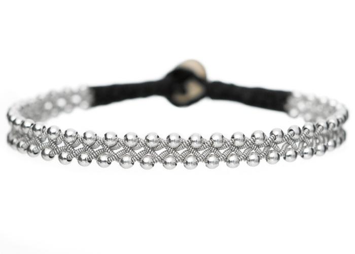 http://www.craftdesign.se/Media/armband/Stor%20m%20parlor/artnr_2021.jpg Craft Design - Tennarmband