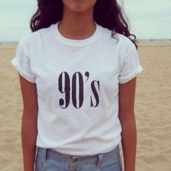 >> Click to Buy << women 90's t shirt spandex Cotton O-Neck Tees Shirts for Man  t-shirt Funny Custom t-shirt  #Affiliate