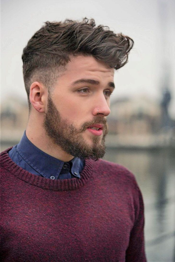Best Hairstyles , 2014 Trends Male Hairstyles Ideas : Popular Haircuts 2014 For Black Males