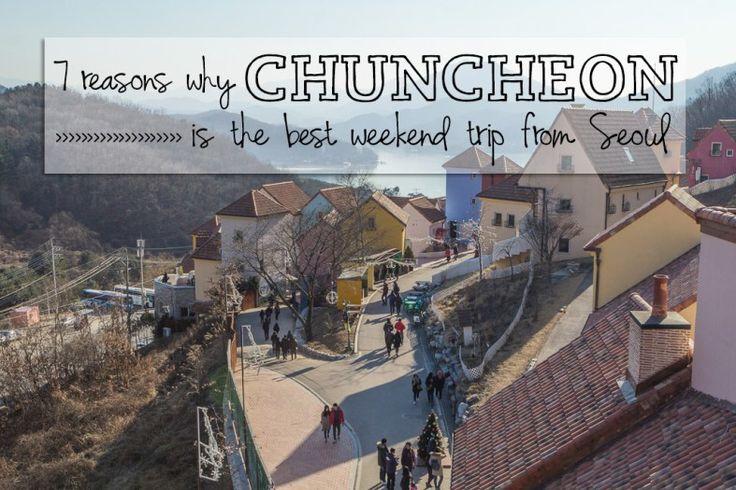 best weekend trip from seoul