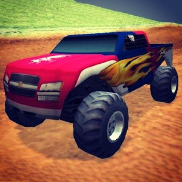 Try this truck racing game!  http://bit.ly/116Mdg7  #thunder #truck #racing #game #FOG