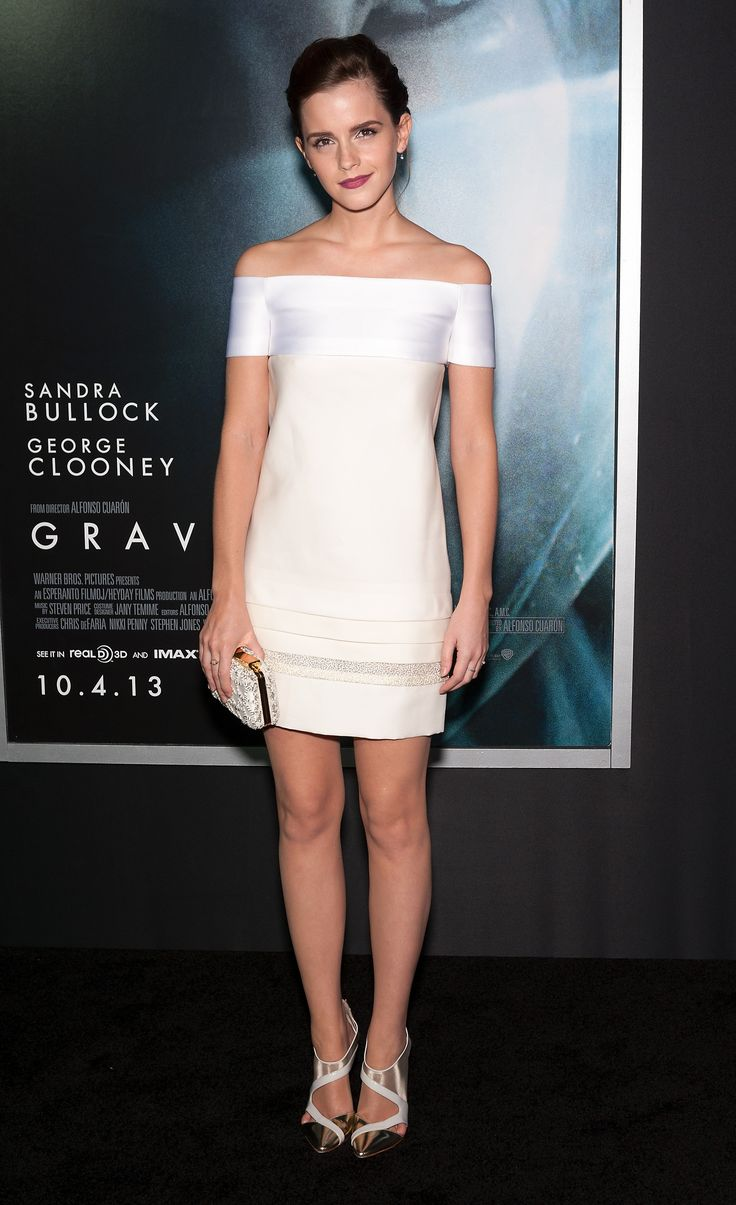 White dress emma watson - White Dress Emma Watson 49