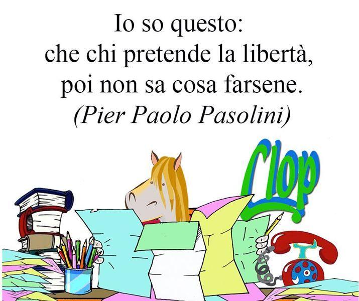 La Libertà...