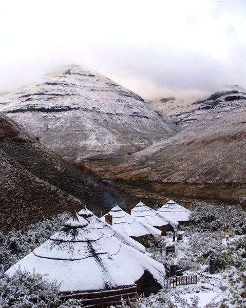 Maliba Mountain Lodge, Tsehlanyane National Park, Lesotho: