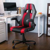 Merax Racing Style Office Chair Computer Desk Chair High Back PU Leather and Mesh Material Swivel Chair (red) Description:Whether you are furnishing an office or a gaming room, this ergonomic and https://thehomeofficesupplies.com/merax-racing-style-office-chair-computer-desk-chair-high-back-pu-leather-and-mesh-material-swivel-chair-red/