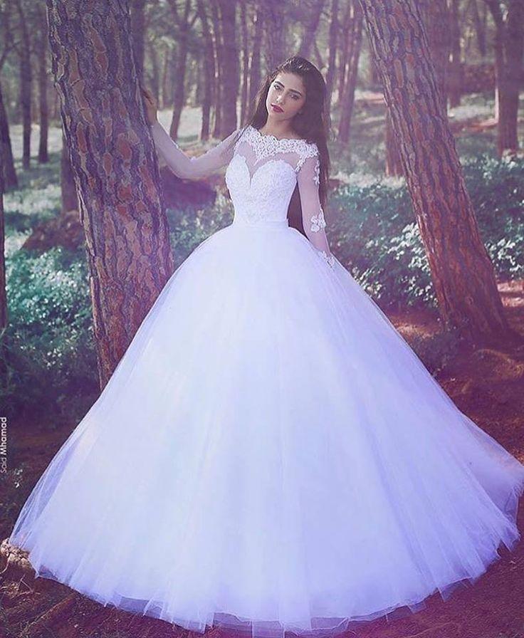 Mejores 1379 imágenes de Dresses en Pinterest | Bodas, Alta costura ...