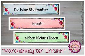 Teacher In Wonderland: Deutsch