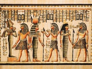 49 best images about Egyptian Art on Pinterest | Ancient egyptian ...