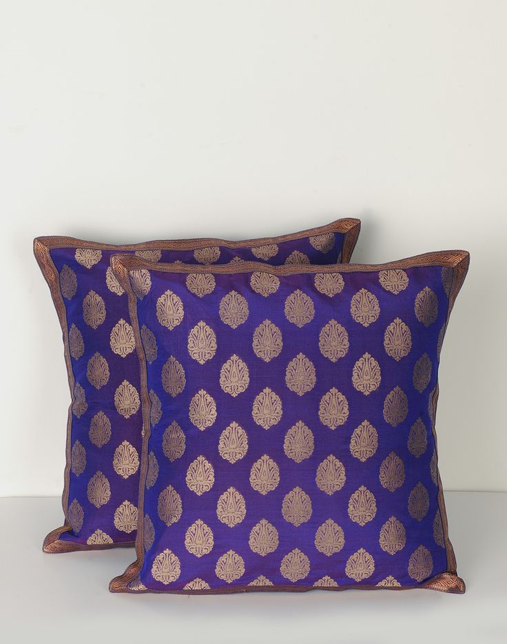#instant #makeover #cushion covers #silk