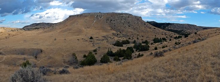 Madison Buffalo Jump State Park – Three Forks, Montana | Atlas Obscura