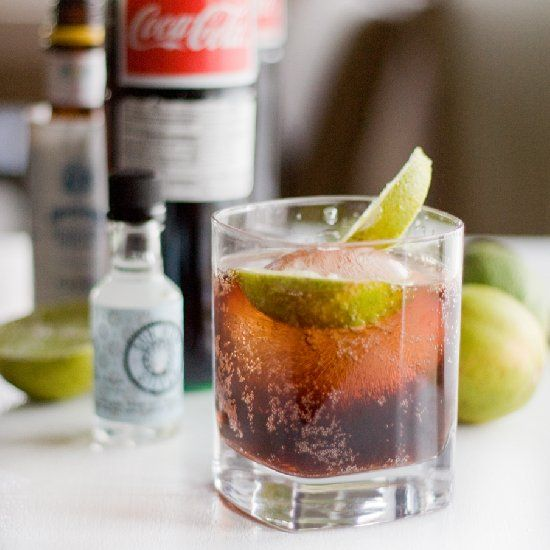 Never drink a rum and coke again. Instead, drink a Cuba Libre.