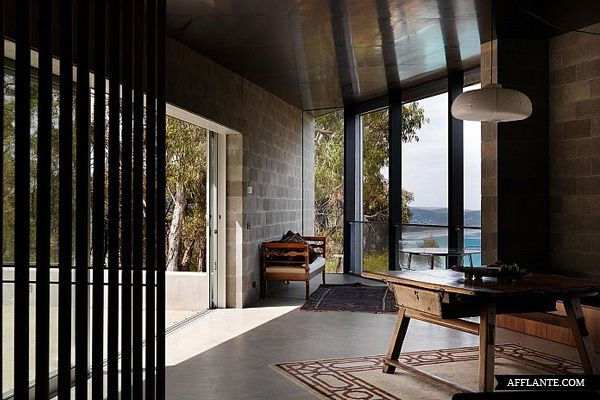 House at Big Hill // Kerstin Thompson Architects | Afflante.com