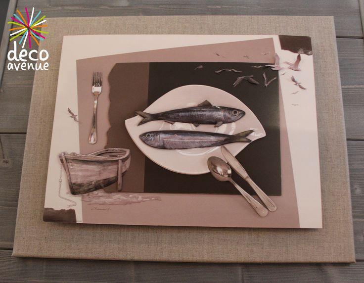 Des petites sardines pour la cuisine ...