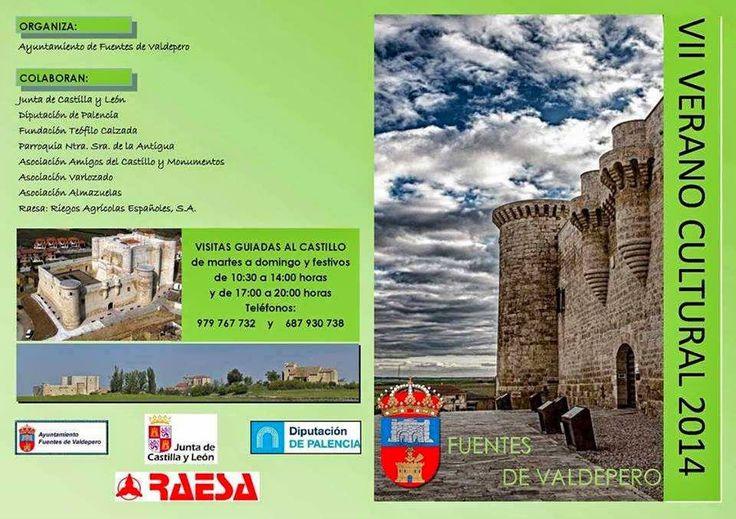 Programa Cultural Fuentes de Valdepero 2014