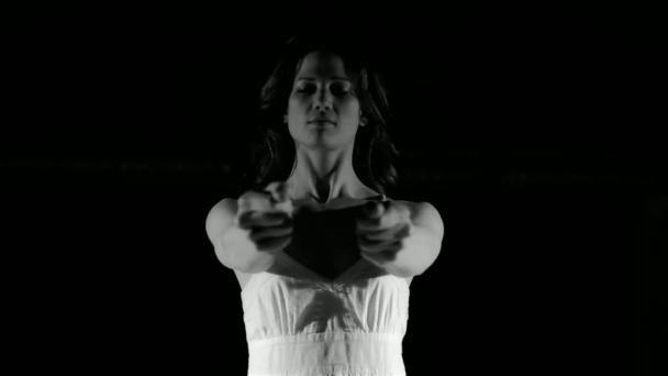 Fresh music video for Olafur Arnalds music