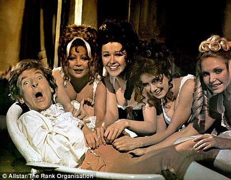 Carry On Dick was the hilarious 26th film of the series