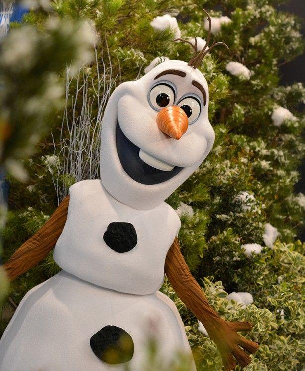 Kristoff & Olaf To Host Frozen Games At Disneys Blizzard Beach Water Park