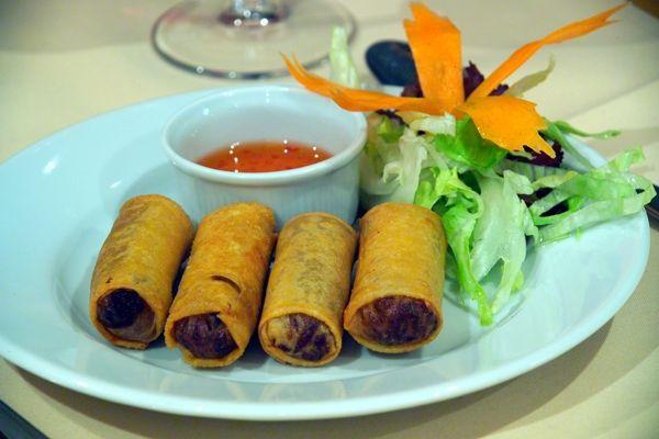 Тайские блюда из свинины