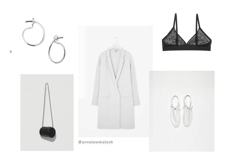 earrings - back to basic - Anna Lawska Jewellery