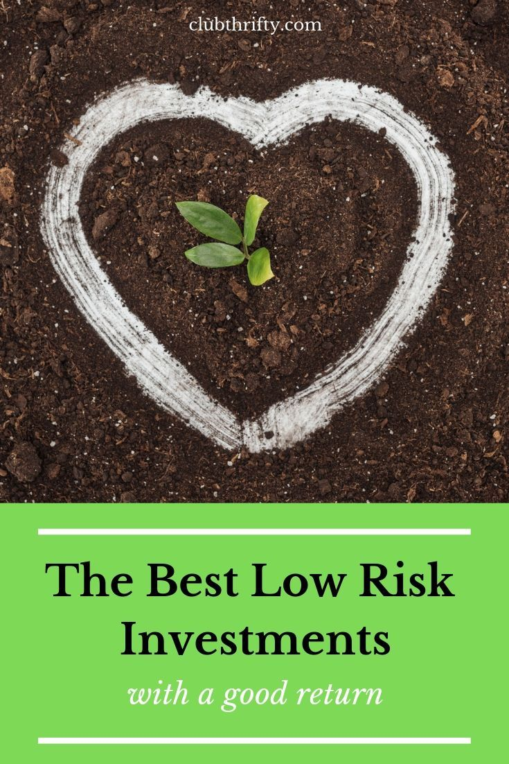 Best Low Risk Investments 2019 16 Best Low Risk Investments with High Returns in 2019 | Investing