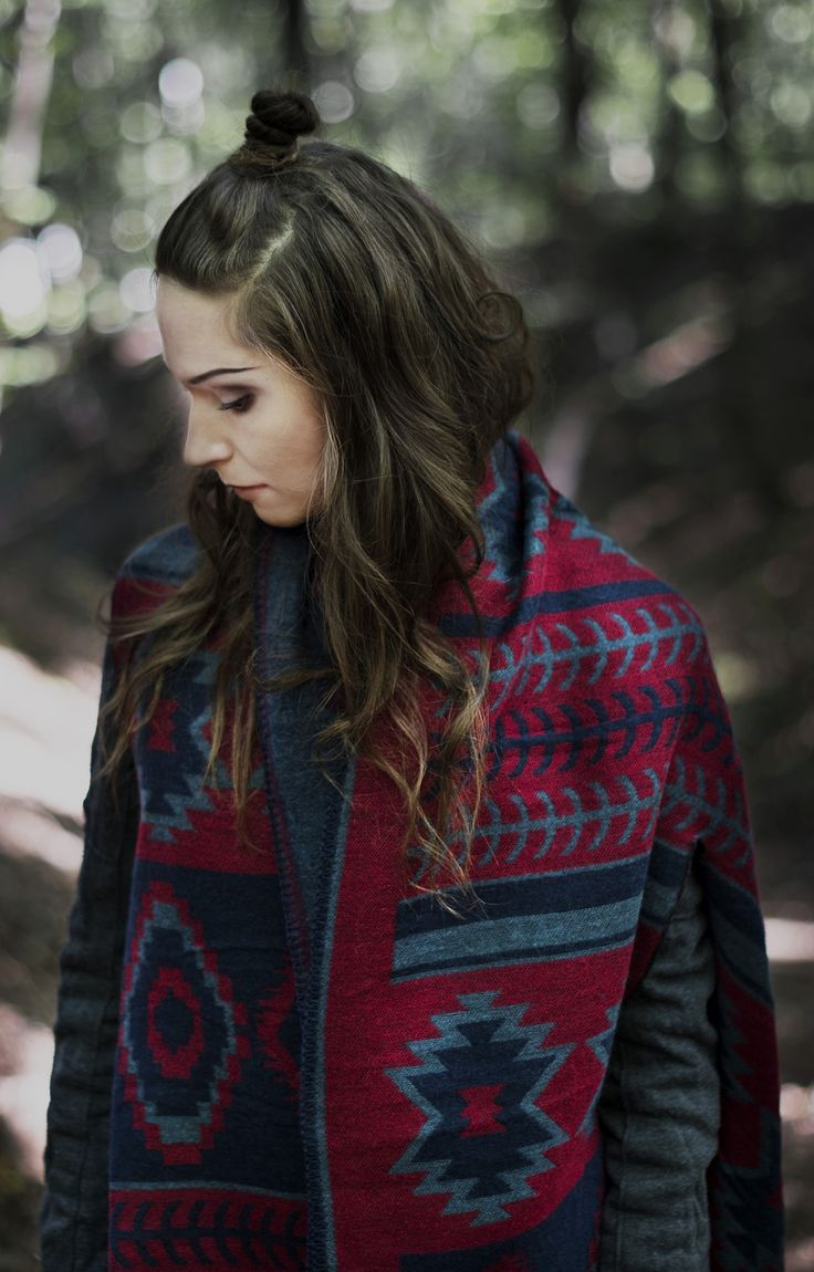 2 in 1 scarf: aztec scarf and wrap. #scarf #aztec  Szaleo.pl | Be new fashioned & accessorized!