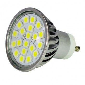 Gu10 LED Lights : 4 Watt #GU10 LED Bulb - Wide Beam Angle : http://www.myledlight.co.uk