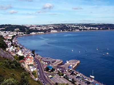 Swansea Bay Wales where I was born...to visiting family and friends and experiencing the city