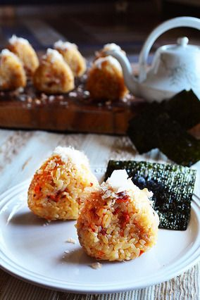 イタリアン出汁が美味しい! おしゃピク おむすび レシピブログ