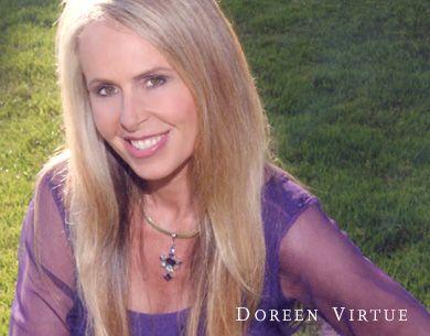 Doreen Virtue:  Medium. Teacher. Speaker. Author.  Angel Oracle Cards. Vegetarian.Fav People, Book, Talent People, Angels Workshop, Doreen Virtue, Angels Therapy, Oracle Cards, Inspiration People, Guardian Angels