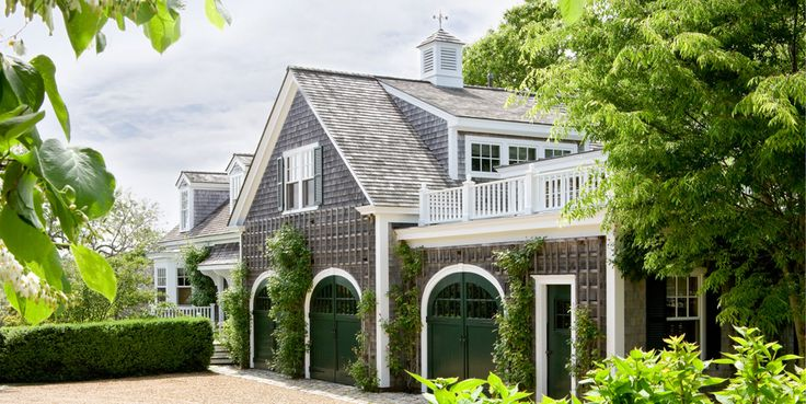 new england carriage house | patrick ahearn architects
