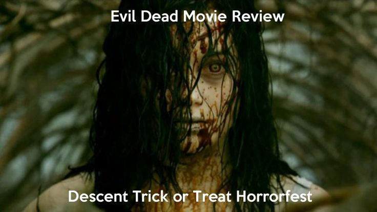 Don't miss our review of Evil Dead http://www.descentsundays.com/gothic-news/goth-culture/movies/horror/evil-dead-review/
