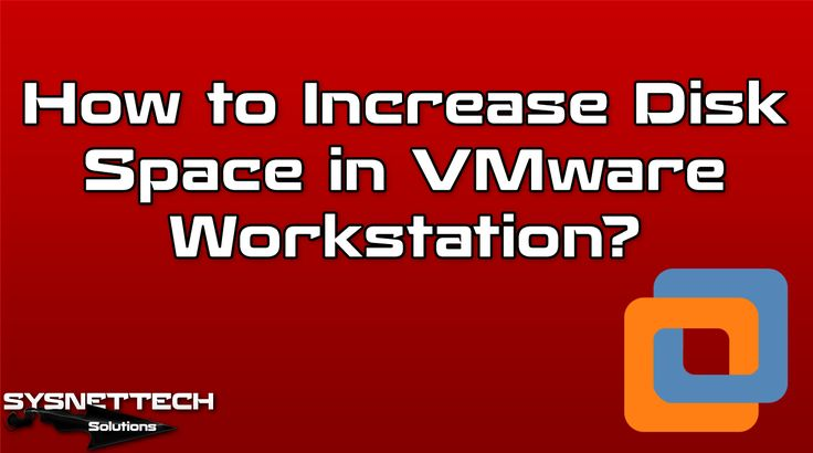 █ How to Increase Virtual Machine Disk Size in VMware? | SYSNETTECH Solutions ───────────────────────────────────────── █ Watch the Video ► https://www.youtube.com/watch?v=nq2J4GYGaSU ───────────────────────────────────────── #VMware #VM #VMwareWorkstation #Virtualization #Computer #IT #Disk #DiskSize #DiskSpace #DiskinVmware #VMwareDisk #Network #Lab #LAN #VirtualPC #VirtualComputer