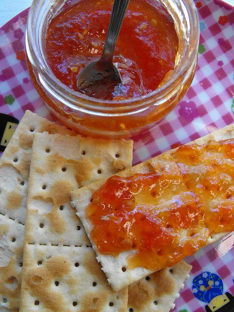 Doce de tomate  que se pode fazer em casa