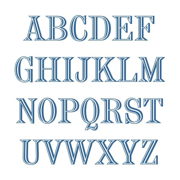 17  images about monogram svg cuttable fonts on pinterest