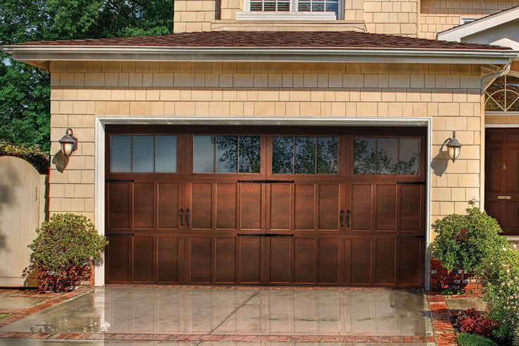 Wayne Dalton 9700 Series - D and D Garage Doors
