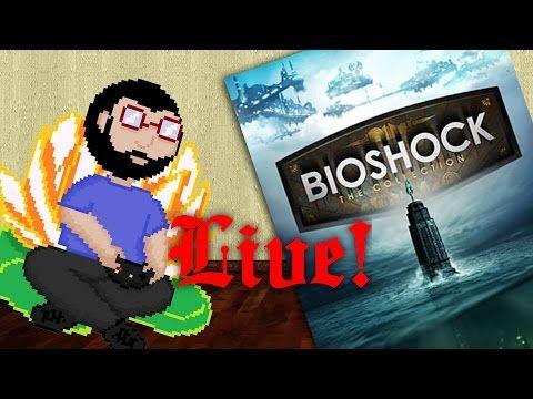 Podrias Seguir Transmitiendo - Bioshock Remastered - YouTube