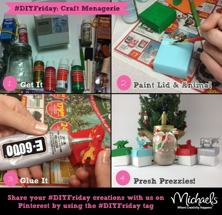 #DIYFriday adds style to #gift #packages!