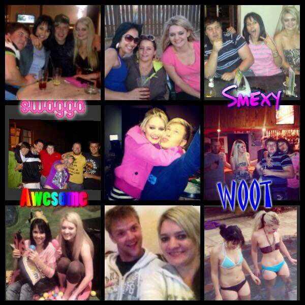 Crazy times  With awesome friends